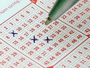 Lottogewinn