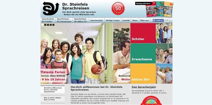 Steinfels Sprachreisen