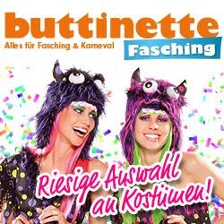 buttinette Faschingskatalog