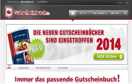 Gutscheinbuch.de - Genussvoll mehr gespart!