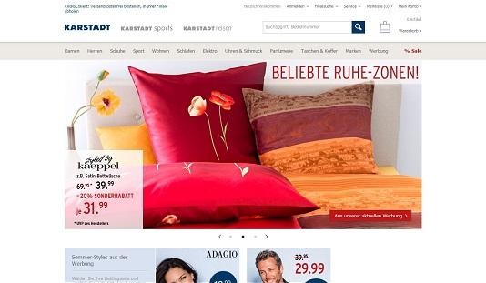 Karstadt Shop
