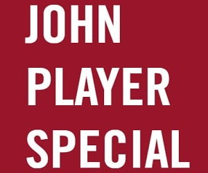 John Player Spezial Gratispackung