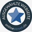 MonetenFuchs.de im Verzeichnis ausgewählter Webseiten onlinestreet.de
