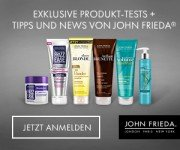 JOHN FRIEDA Produkt-Tests
