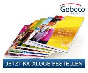 Gebeco Kataloge