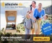 Gratis Info-Paket Urlaub