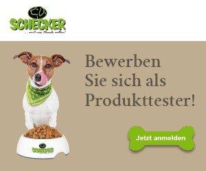 Schecker Produktproben