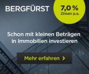 BERGFÜRST: Die neue Art in Immobilien zu investieren!