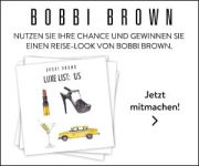 BOBBI BROWN Gewinnspiel