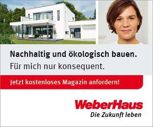WeberHaus Magazin
