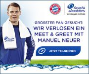 Head & Shoulders: Meet & Greet mit Manuel Neuer