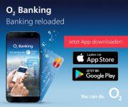 o2 Banking App GRATIS