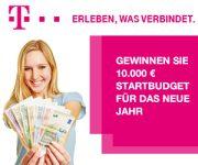 Telekom Bargeldgewinnspiel