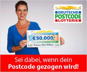 Deutsche Post Los Lotterie