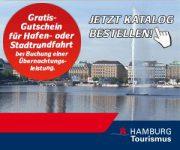"""Reisemagazin """"Hamburg Erleben"""" gratis"""