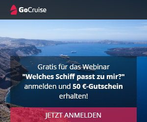 GoCruise Kreuzfahrt-Webinar