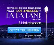 Hotels.com Gewinnspiel