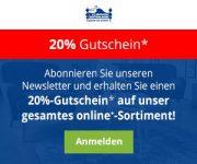 Dänisches Bettenlager: 20% Gutschein