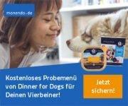 Gratis Probemenü für Ihren Hund