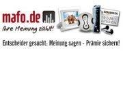 mafo: Mit Umfrage bis zu 20,- EUR verdienen