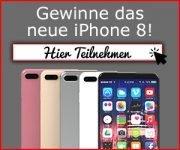 iPhone 8 Gewinnspiel