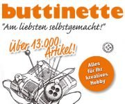 buttinette Kreativkatalog 2018/2019