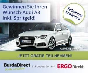 Hörzu Gewinnspiel Audi