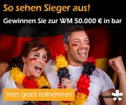 BurdaDirect: 50.000 EUR in bar gewinnen