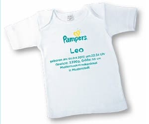 Pampers T-Shirt