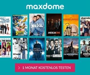 Maxdome Gratis Monat