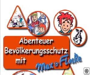 Max & Flocke Kinderbuch