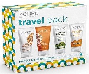 ACURE Hautpflege Reise-Set