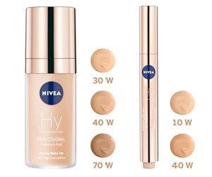 NIVEA Make-Up Gratisprobe