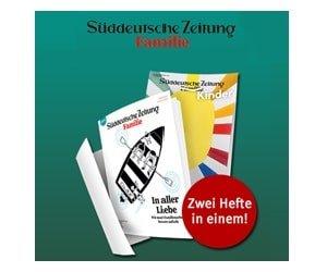 Süddeutsche Zeitung Familie - kostenlos