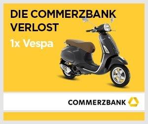 Vespa Gewinnspiel