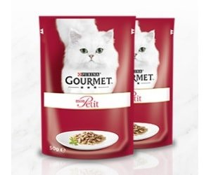 GOURMET Katzenfutter gratis