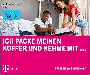 Telekom Reisegewinnspiel