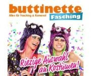 buttinette Faschingskatalog 2019