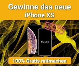 iPhone Xs Gewinnspiel