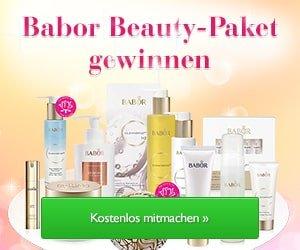 Kosmetik-Paket Gewinnspiel