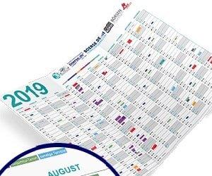 Börsenkalender 2019 GRATIS