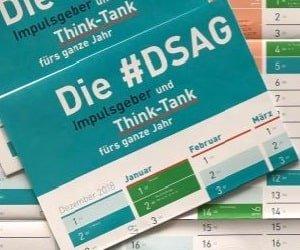 DSAG-Wandkalender