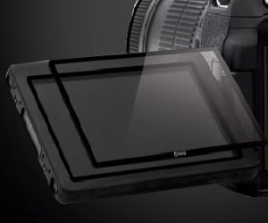 Rollei Kamera-Displayschutzfolie