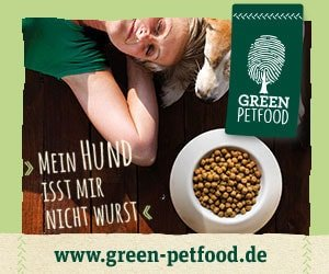 Green Petfood Futterproben