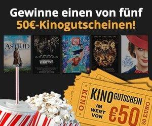 Kinogutschein Gewinnen