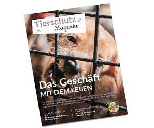 Tierschutz-Magazin GRATIS