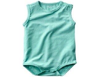 Kostenloser Baby-Body