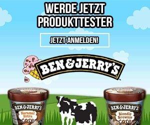 Ben&Jerrys Produkttest