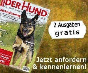 DER HUND - 2 Ausgaben gratis