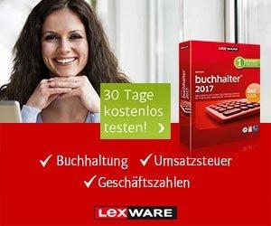 LEXWARE Buchhaltungssoftware